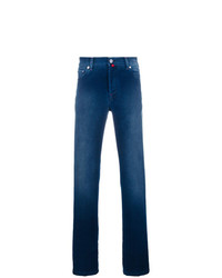 Kiton Classic Straight Leg Jeans