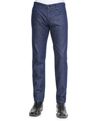 Etro Clean Dark Wash Denim Jeans