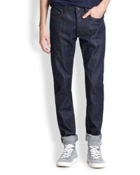 Marc by Marc Jacobs Dark Wash Straight Leg Jeans