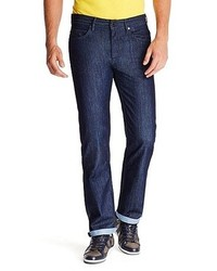 Hugo Boss Deam 30 Regular Fit 95 Oz Cotton Blend Jeans