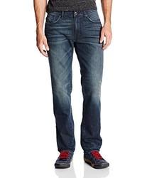 DKNY Jeans Bleecker Jean In Otis Tinted Dark Wash
