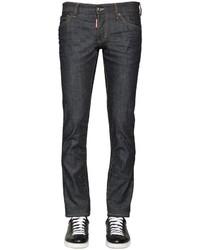 DSQUARED2 175cm Slim Fit Stretch Brut Denim Jeans