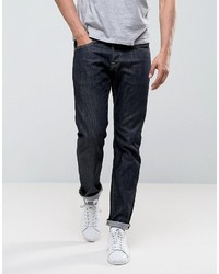 Edwin Ed 55 Regular Tapered Jeans Rinse Wash