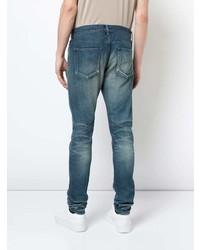 John Elliott Faded Effect Jeans