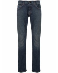 Etro Faded Slim Fit Jeans