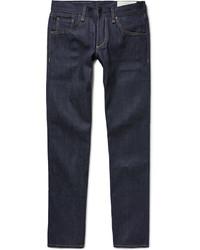 rag & bone Fit 2 Slim Fit Raw Selvedge Denim Jeans