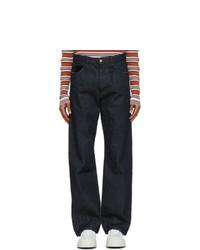 Marni Indigo Drill Jeans