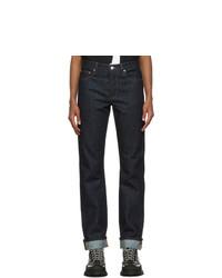 JW Anderson Indigo Loose Fit Jeans