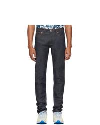 A.P.C. Indigo Raw Petit New Standard Jeans
