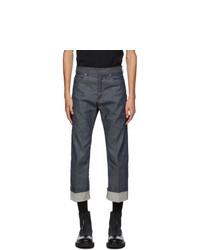 Neil Barrett Indigo Selvedge Jeans