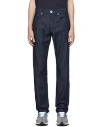 Lanvin Indigo Slim Fit Jeans