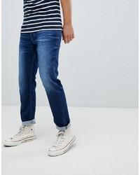 Jack & Jones Intelligence Jeans In Slim Fit Denim