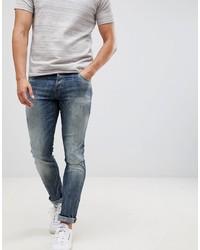 Jack & Jones Jack And Jones Slim Fit Jeans Denim