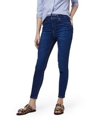 Jamie high waist ankle skinny jeans medium 665112