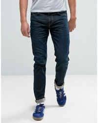 Lee Jeans Arvin Tapered Jeans In Deep Sea