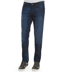 J Brand Jeans Tyler Revelled Slim Fit Denim Jeans Indigo