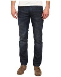 DKNY Jeans Williamsburg Jeans In Serpentine Dark Indigo Wash