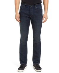 John Varvatos Star Usa Bowery Fit Slim Straight Leg Jeans