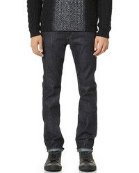 J Brand Kane Raw 115oz Slim Straight Jeans