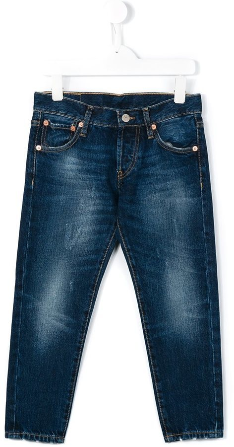 Levi's Kids 501 Tapered Jeans