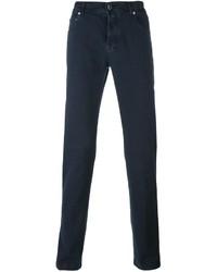 Kiton Straight Leg Jeans