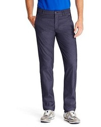 Hugo Boss Lasman W Regular Fit Stretch Cotton Blend Pants