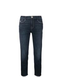 Frame Denim Le Garcon Crop Jeans