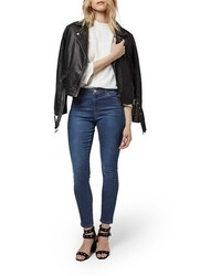 Topshop Leigh High Waist Skinny Jeans