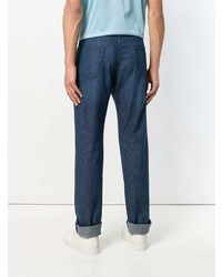 Brioni Long Length Loose Fit Jeans