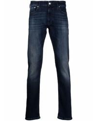 Calvin Klein Low Rise Slim Fit Jeans