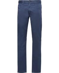 Prada Low Rise Tapered Jeans