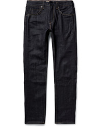 Levi's Made Crafted Tack Slim Fit Dry Selvedge Denim Jeans