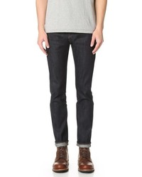 Levi's Made Crafted Tack Slim Fit Stretch Selvedge Jeans
