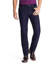 Hugo Boss Maine Regular Fit Straight Leg 8 Oz Cotton Blend Jeans