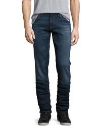 Mavi Jeans Mavi Jake Skinny Denim Jeans Blue