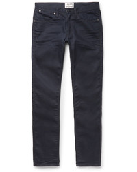 Acne Studios Max Slim Fit Stretch Denim Jeans