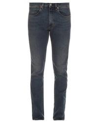 Acne Studios Max Vintage Slim Leg Jeans