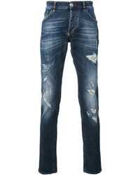 Philipp Plein Meiji Slim Fit Jeans
