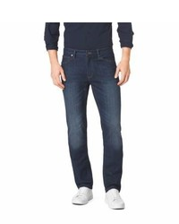 Michael Kors Michl Kors Tailored Fit Stretch Denim Jeans