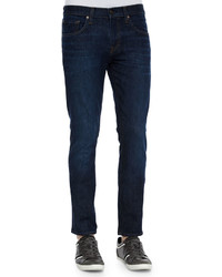 J Brand Mick Five Pocket Dark Wash Jeans Denim