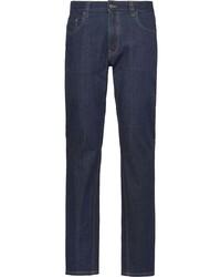 Prada Mid Rise Straight Jeans