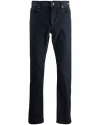 Tagliatore Mid Rise Straight Leg Jeans