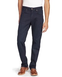 Waterman Modelcurrentbrandname Agave Denim Triple Indigo Flex Jeans Relaxed Fit