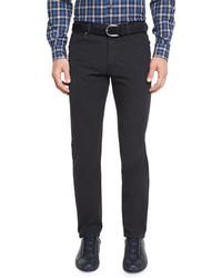 Ermenegildo Zegna Nail Head Five Pocket Denim Jeans Navy