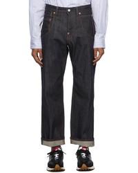 Junya Watanabe Navy Levis Edition Carpenter Jeans
