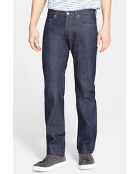 A.P.C. New Standard Slim Straight Leg Raw Selvedge Jeans