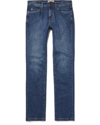 Loro Piana New York Stretch Denim Jeans