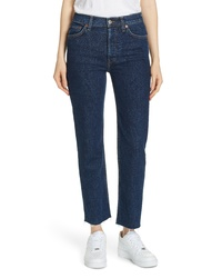 RE/DONE Originals High Waist Stovepipe Jeans