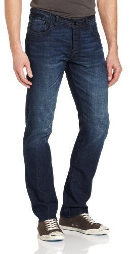 Calvin Klein Jeans Parisian Rocker Jean In Dark Wash