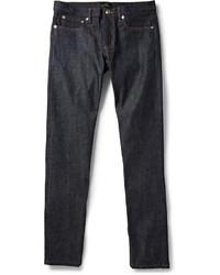 A.P.C. Petit New Standard Skinny Fit Dry Selvedge Denim Jeans